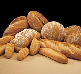 Аромат свежего хлеба настраивает на позитив