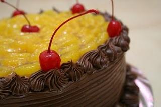 Приготовление тортов